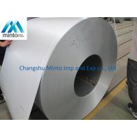 China AISI ASTM Zinc Alloy Coated Steel Hot Rolled Coil 0.15MM - 0.60MM G550 G 330 on sale