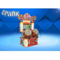 China Amusement Arcade Music Game Machine Coin Operated Drumming Type on sale
