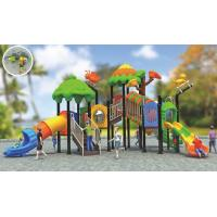Wholesale professional kids outdoor swing set kindergarten play equipment for outside from china suppliers