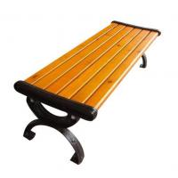 Wholesale High Quality Outdoor  Garden Park Wooden Leisure Chair ,Park Bench from china suppliers