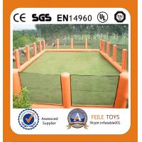 Wholesale inflatable paintball air field,inflatable bunker field,inflatable bunker paintball field from china suppliers