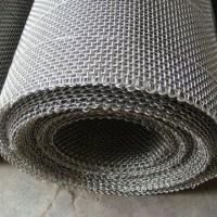 Wholesale End Finish Type Crimped Wire Cloth Galvanized Customized Size With Sleeve Edges from china suppliers