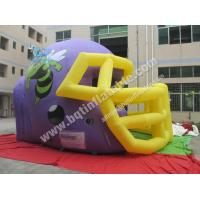 Wholesale Inflatable American football helmet,Inflatable soccer helmet from china suppliers