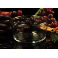 Wholesale Food Borosilicate Glass Bowl , Tempered Glass Bowls Heat Resistant from china suppliers