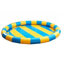 Wholesale Round Shape Indoor Inflatable Garden Swimming Pools With Logo Printing from china suppliers