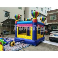 China PVC Tarpaulin Inflatable Jumping Castle For Kids , Small Bouncy Castle on sale