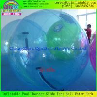 Wholesale Fast Shipping Thickness Inflatable Zorb Walk on Water Ball Water Sports Balloon For Adult from china suppliers