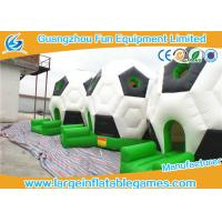Wholesale Family Inflatable Football Bounce House For Party 15ft * 12ft CE SGS ROSH from china suppliers