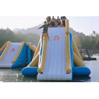 Wholesale Customized Auti UV Amazing Inflatable Aqua Park With 30 People Capacity from china suppliers