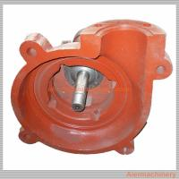 Wholesale Iron Mining Slurry Pump / Rubber Impeller Pump Parts Of Centrifugal Pump Multi Function from china suppliers