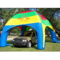 Wholesale 20ft Inflatable Dome Canopy Spider Tent with CE blower from china suppliers
