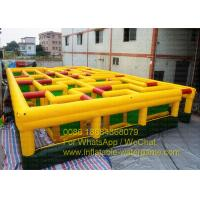 Wholesale 0.4mm PVC Inflatable Sports Games from china suppliers
