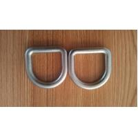 Wholesale Stainless Steel D Shape Ring Safety D Buckle Forged Hardware M6 - M100 Size from china suppliers