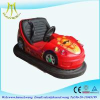 Wholesale Hansel coin operated fiber glass electronic bumper car for children from china suppliers