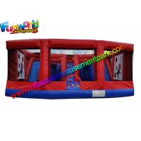 Wholesale Funny Red EN71 Inflatable  Sports Games , Inflatable Twister Game for Rental from china suppliers