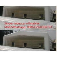 Wholesale 0.55mm PVC Large Trade Show Exhibition Inflatable Tent For Advertising from china suppliers