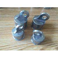 """Wholesale Horizontal Rails Attachment Chain Link Fence Fittings 2 3/8"""" Aluminum Rail Ends from china suppliers"""