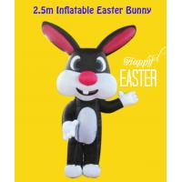 Wholesale Custom Style Indoor/ Yard 2.5m Inflatable Easter Bunny from china suppliers