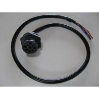 Wholesale Black Threaded J1939 Cable For Diagnostic Devices , OEM ODM Service from china suppliers