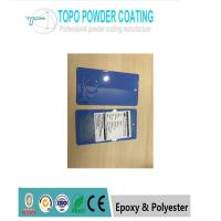 Buy cheap Metal Decorative Powder Coating PANTONG2727C Blue Color With ROHS Approval from wholesalers