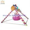 Buy cheap Amusement rides candy pendulum for kids theme park swing pendulum ride from wholesalers
