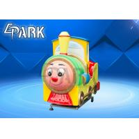 Wholesale 60W Thomas Kiddy Ride Machine Mini Train Arcade Game Machines Hardware RBS PP from china suppliers
