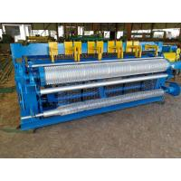 Wholesale High Efficiency Chicken Mesh Machine , Wire Mesh Fencing Machine For Agriculture from china suppliers
