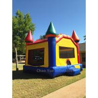 Wholesale Commercial Grade Princess Inflatable Bounce House for amusement park from china suppliers
