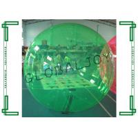 Summer Red Inflatable Walking on Water Bubble Ball for Adults