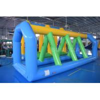 China Swimming Pool Inflatable Water Games Equipment With Durable PVC Tarpaulin on sale