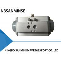 Wholesale Double Acting Pneumatic Valve Actuator , Air Actuator For Butterfly Valve from china suppliers