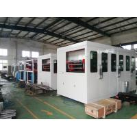 Wholesale TQC-750 Plastic Thermoforming Machine Daily Used 0.2-2.0 Mm Sheet Thickness High Efficiency from china suppliers