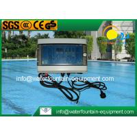 Wholesale 3 In 1 Digital Automatic Pool Dosing Systems Self Cleaning Salt Water Chlorinator from china suppliers