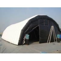 China cheap double layer inflatable Medical tents for Refugee and Army use on sale