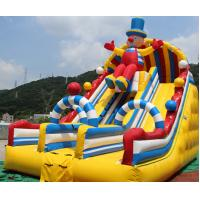 Wholesale buy Inflatable slides with warranty 24months from china suppliers