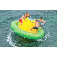 Wholesale Commercial Grade PVC Tarpaulin Floating Inflatable Water Saturn Toys for water park from china suppliers