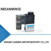 """Wholesale 2 Way 2 Position 1/8 """" 1/4 """" Port Size Pneumatic Solenoid Valve NBR Material Oil Seal from china suppliers"""