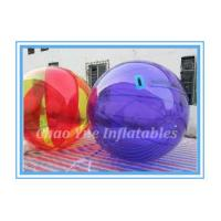 Wholesale Durable Inflatable Water Rolling Ball for Swimming Pool(CY-M2708) from china suppliers