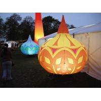 Wholesale Big Rain Shape Inflatable Light Ball With LED Light For Decoration from china suppliers
