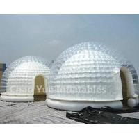 Wholesale High Quality Clear Inflatable Bubble Dome Camping Tent for sale from china suppliers