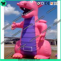 Wholesale Holiday Inflatable Cartoon, Inflatable Dragon,Inflatable Hippo,Inflatable Dinosaur from china suppliers
