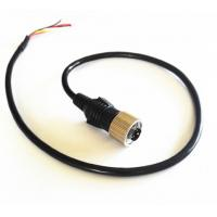 6 PIN MiniDin Video Signal Shielding Protective Backup Camera Cable