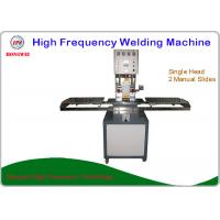 Wholesale 380V/50Hz High Frequency Single Head Welding Machine With 2 Side Slides from china suppliers
