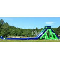Wholesale Inflatable Big Pool Slide Water Park Combination Slide from china suppliers