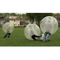 Wholesale clear material inflatable bumper ball from china suppliers
