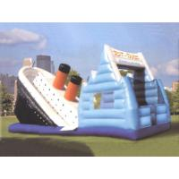 Wholesale Inflatable Titanic Slide (CLI-38-1) from china suppliers
