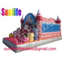 Wholesale inflatable 0.55mm pvc tarpaulin Carousel BO155 from china suppliers