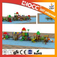 Wholesale Fun Water Park Playground Equipment , Commercial Inflatable Water Slides from china suppliers