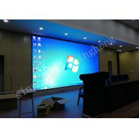 Wholesale SMD3528 Digital Advertising Display Screens , P5 Indoor Led Display Board 1R1G1B from china suppliers