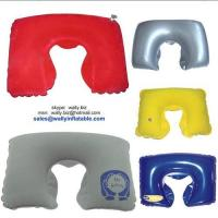 China Inflatable Pillow, Inflatable Neck Pillow, U-shape Neck Pillow, U-shape Inflatable Neck Pillow on sale